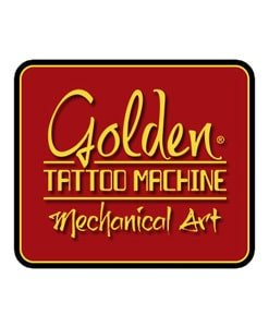 Golden Tattoo Machine