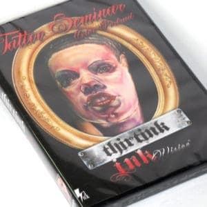 seminario tattoo color portrait thirtink dvd