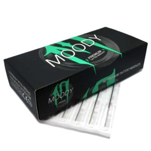 moody premium tattoo needles
