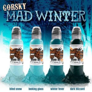 gorsky´s mad winter set