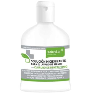 salustar sanitizing solution