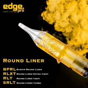 edge needle cartridges round liner